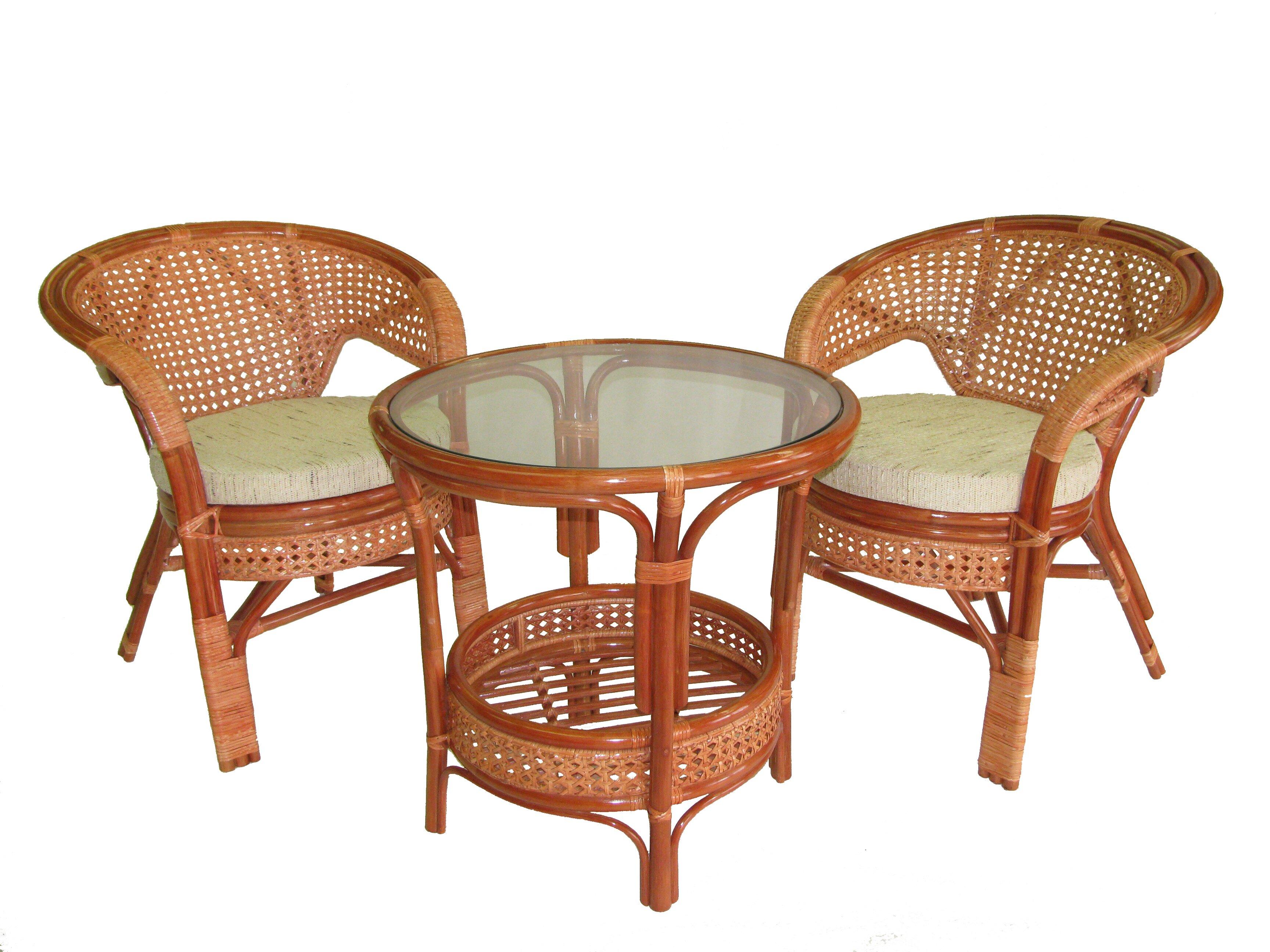 фото мебель из ротанга